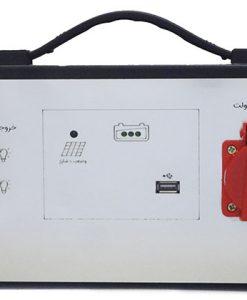 پکیج خورشیدی قابل حمل 60 وات-سونر