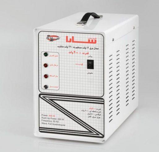 اینورتر-۱۲-به-۲۲۰V-با-توان-۴۰۰W-سارا