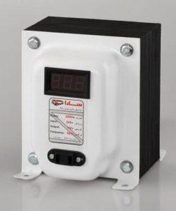 ترانسفورماتور تبدیل 220 به 110 ولت با توان 2000 وات ولتمتردار