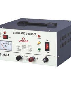 شارژر باتری 12 و 24 ولت امگا