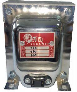 ترانسفورماتور تبدیل 110 ولت با توان 500 وات-یگانه