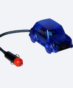 اینورتر ماشینی 100 وات+ کابل شارژر فندکی