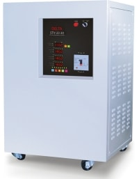 استابلایزر80000 VA دلتا سه فاز STV-33-80KVA