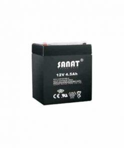 باتری 12 ولت 4.5 آمپر